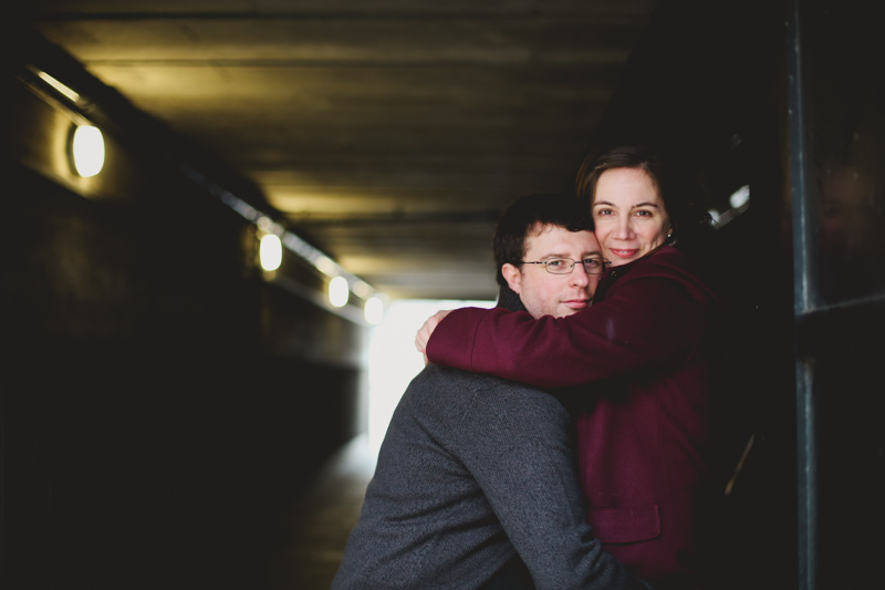 Southbank winter engagement shoot in London by love oh love photography