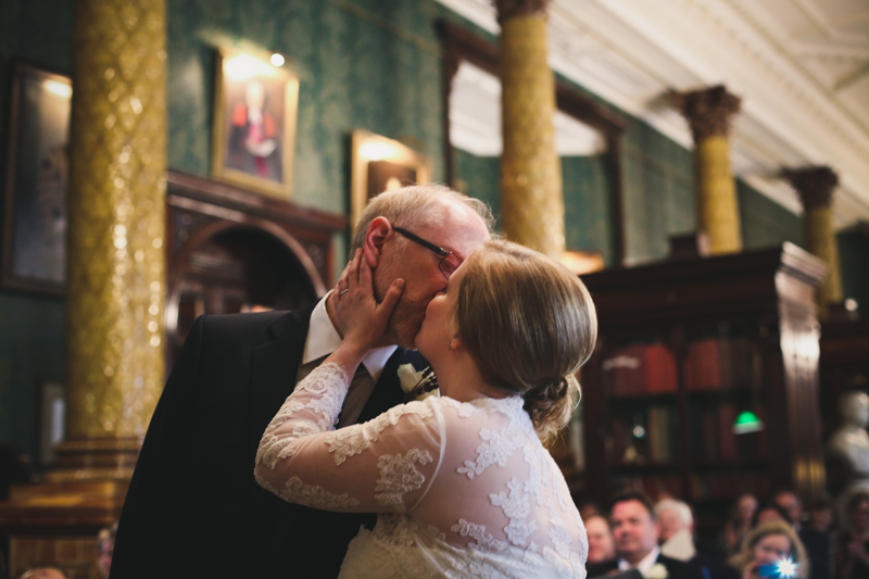 The national liberal club wedding ceremony by Love oh love photography