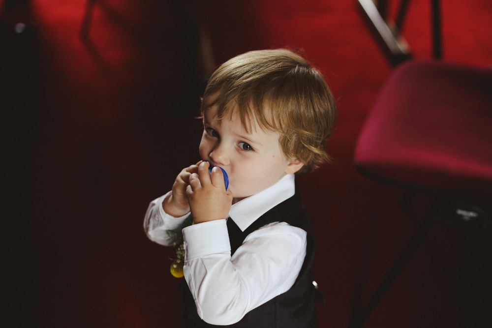 baby at London wedding venue by love oh love photography