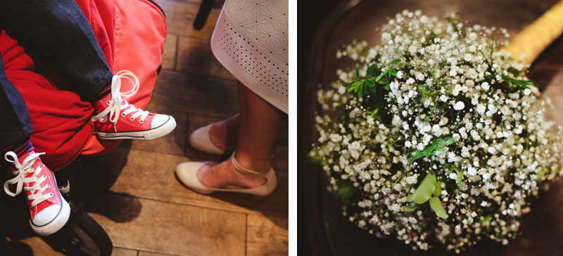 converse shoes at Islington Town Hall civil ceremony by love oh love photography