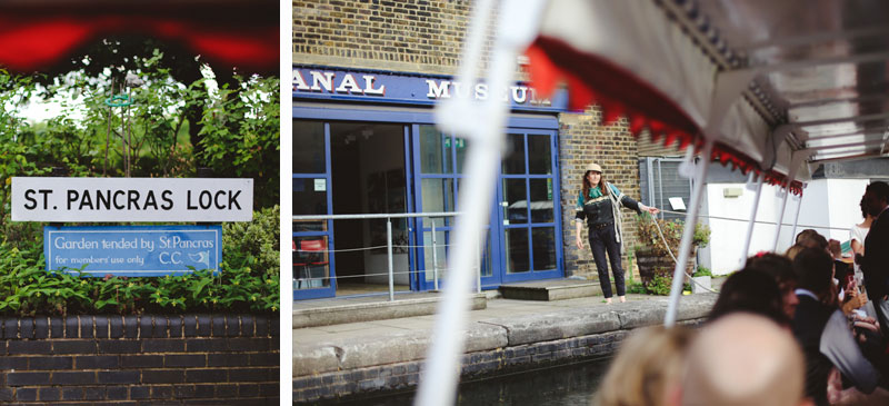 canal museum London wedding reception by love oh love photography