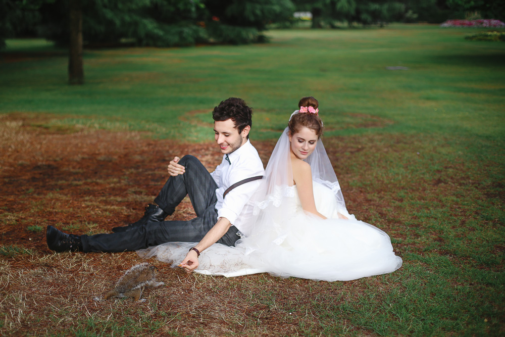 Alternative wedding portraits by Love oh Love photography